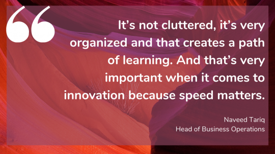 Innogy's Naveed Tariq on how Hive Learning creates a path of learning that leads to innovation